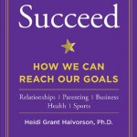 book cover for succeed: how we can reach our goals.